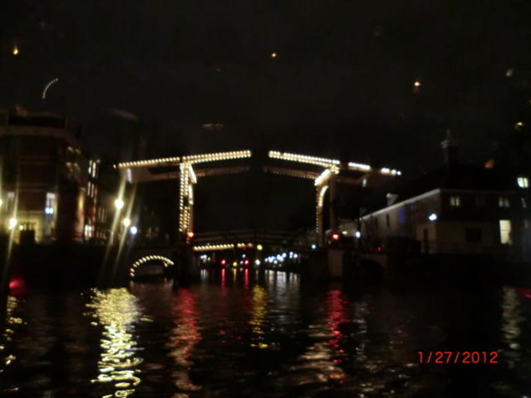 Bridge - Amsterdam