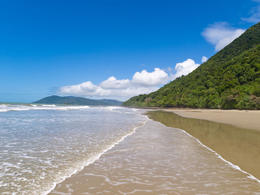 Cape Tribulation - Where the Rainforest meets the Great Barrier Reef - May 2011