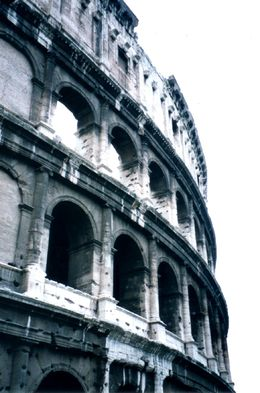 Grey day around the Colosseum, but still a fantastic place to see in any weather! , Melanie S - December 2015