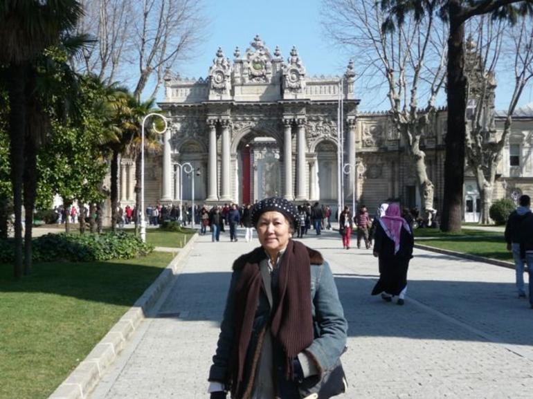 Dalmabache Palace - Istanbul