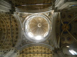 The Cathedral Dome in the City of Como , Amadeo P - October 2012