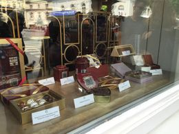 Salzburg is, among many other things, fine chocolate heaven. , Michael E - June 2016