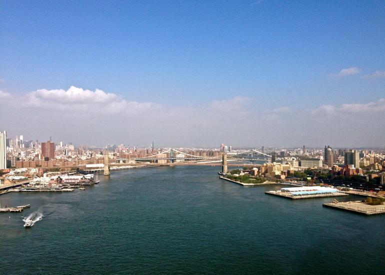 Flug - New York City