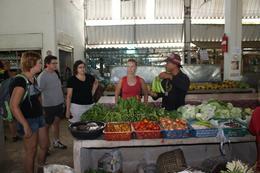 Market visit - September 2013