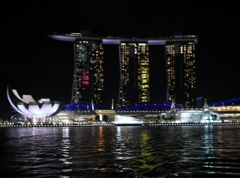 Marina Sands - Singapore