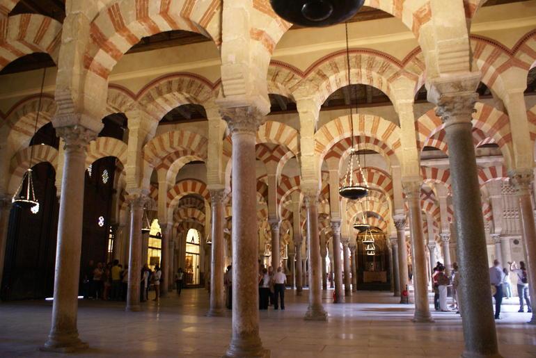 Mezquita in Cordoba - Seville