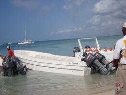 Motor boat - March 2010