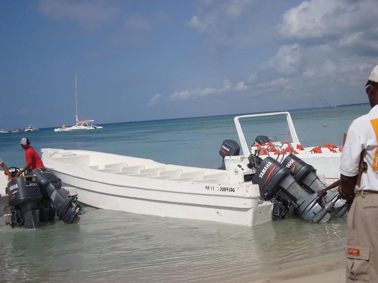 Motor Boat - Punta Cana