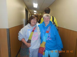 Shirley and my sister Norma , s.gantz - September 2014