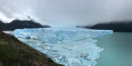 A panoramic view of the glacier...so impressive!, Bandit - December 2016