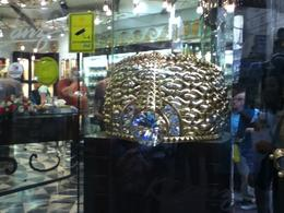 At The Gold Souk 'The Worlds Largest Ring' , Patricia K - March 2012