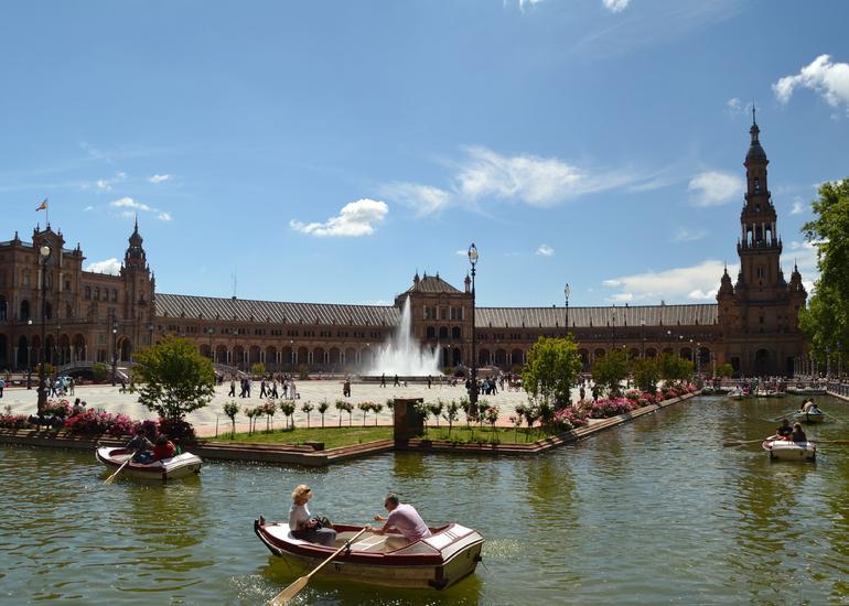 Plaza de Espana 2.JPG - Seville