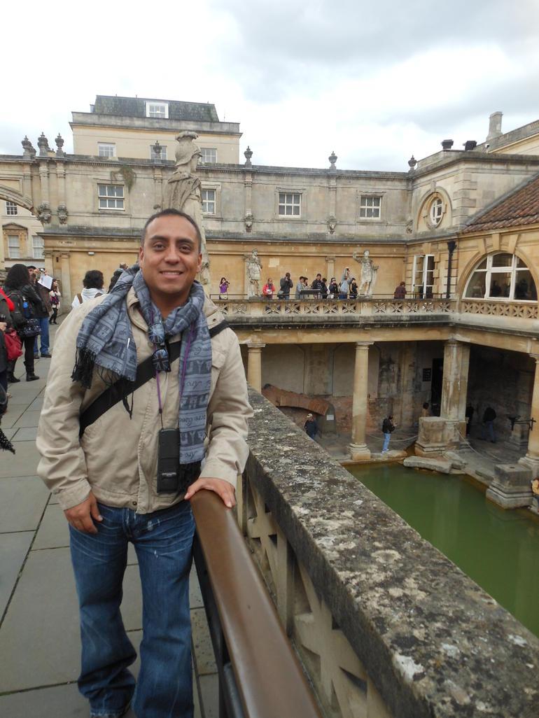 Roman Bath House - London