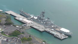 USS Missouri, Pearl Harbour , Christopher R - April 2012