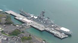 USS Missouri, Pearl Harbour , Christopher R - April 2012