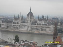 Budapest parliament building., Melinawati S - September 2010