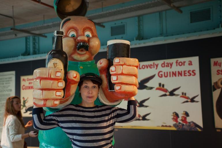 Skip the Line: Guinness Storehouse Entrance Ticket - Dublin