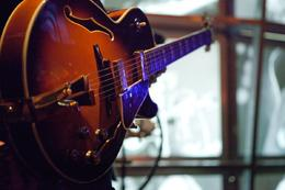 Play the guitar - May 2011