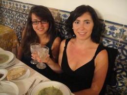 Fado Show and Dinner, Blanca - January 2013