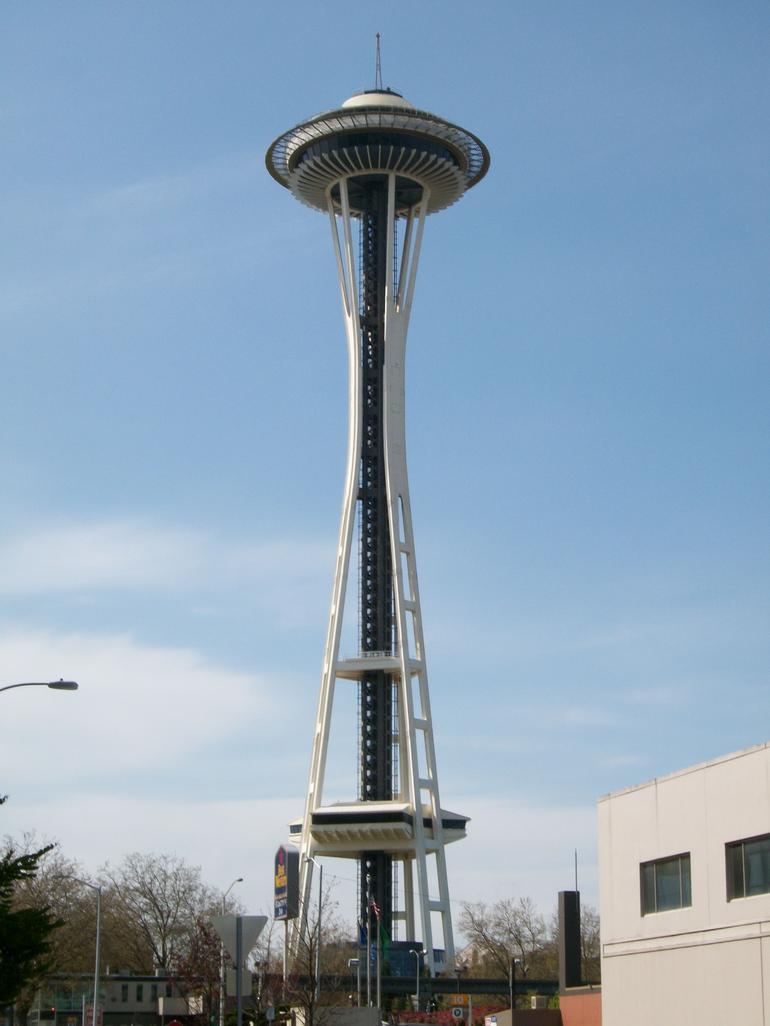 Space Needle in Seattle - Seattle