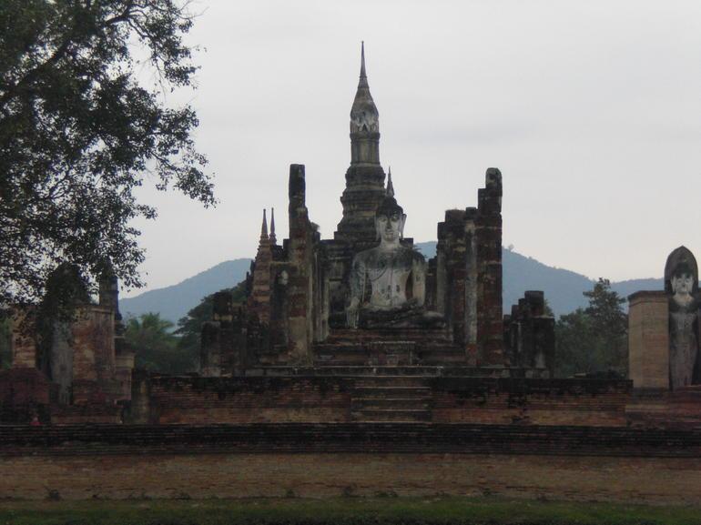 Sukhothai - Chiang Mai