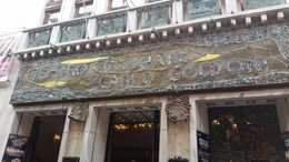 This is a pic of a theater in Venice that our tour group was shown. , Marla S - September 2015