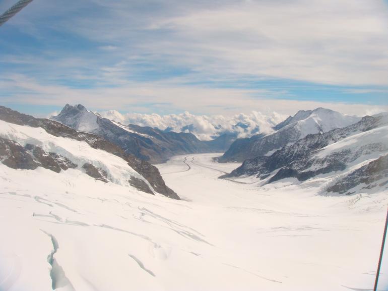 Jungfraujoch - The Top of Europe - Zurich