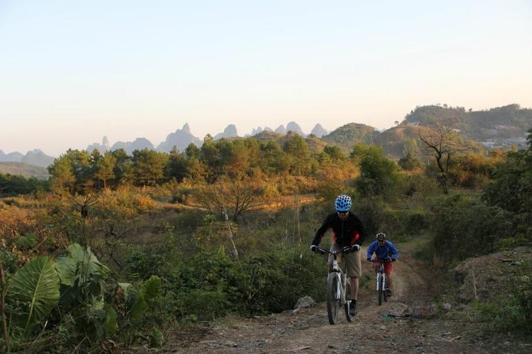 Uphill - Guilin