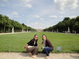 Jardins maravilhosos de Versalles , Juliana Bório - August 2014