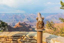 Grand Canyon South Rim Deluxe Tour from Las Vegas, Viator Insider - January 2018
