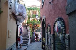 WALK DOWN THE NARROW STREETS WITH SHOPS TO VIEW , a_orme - September 2014