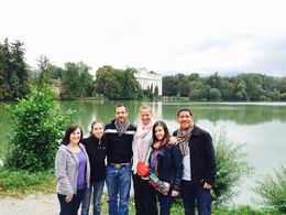 A group that travels together w/Helen stays together! , Ricardo C - September 2015