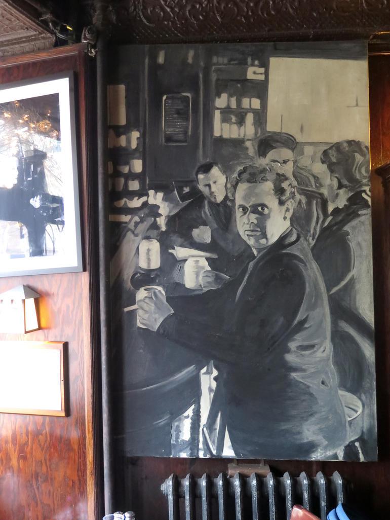 Village Literary Pub Crawl - The greenwich village literary pubcrawl