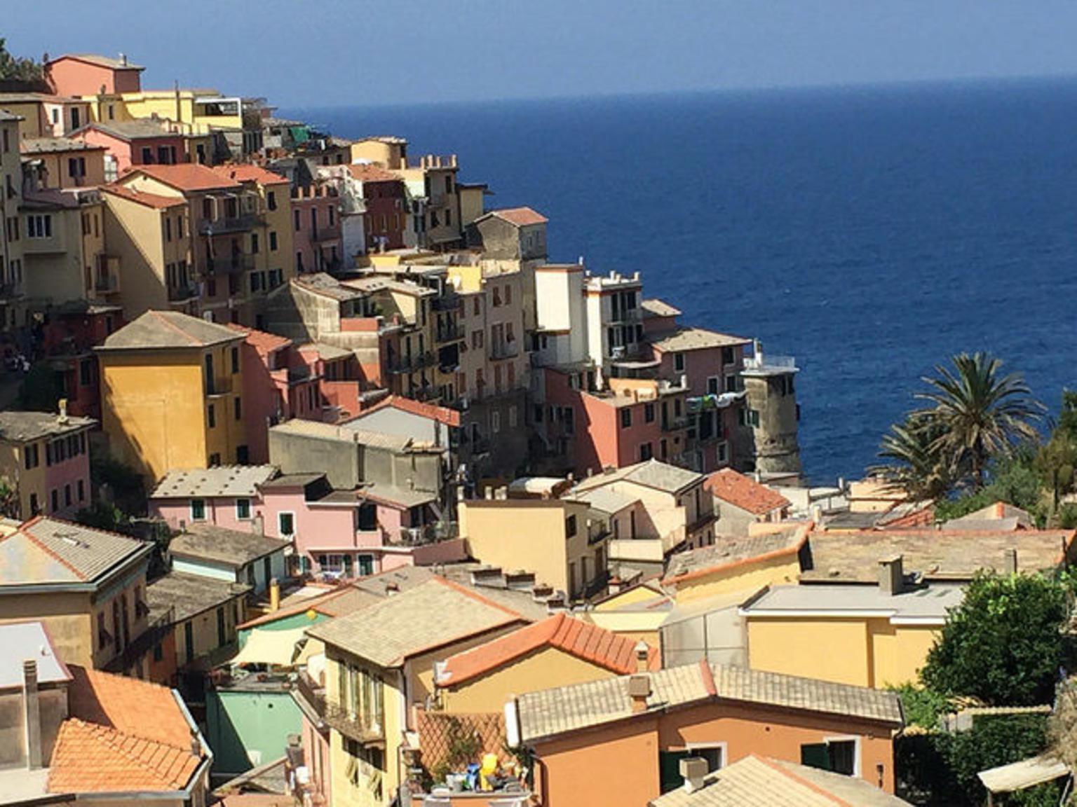 MÁS FOTOS, Excursión de un día a Cinque Terre desde Milán con recogida en el hotel
