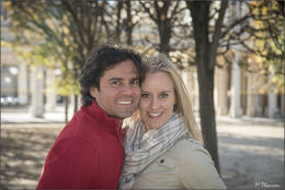 Ramon and Kylie - Paris walking tour with Photographer , Kylie S - November 2017