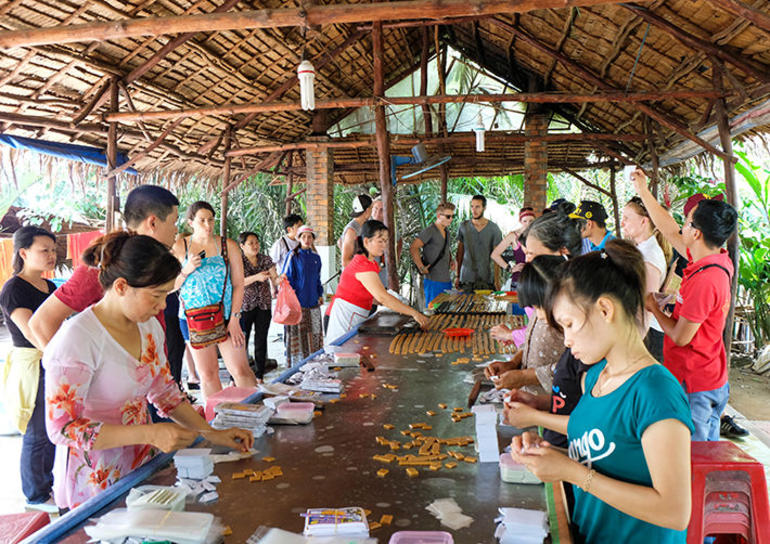 LUXURY Cu Chi Tunnels and Mekong Delta: Full-Day Deluxe Small-Group max 12 pax photo 31