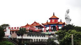 Giant Buddhas , acerrt - November 2012