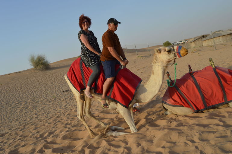 Dubai Combo:City Sightseeing Tour and Premium Desert Safari with all Activities photo 40