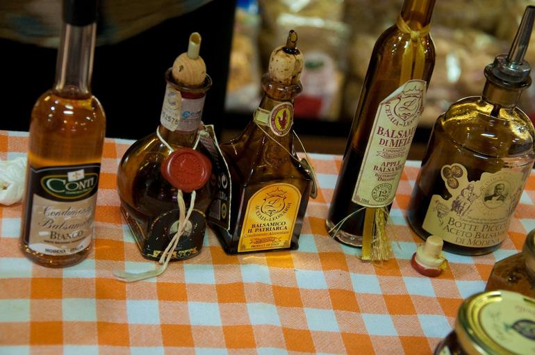 Balsamic vinegar tasting - you must try it! - Florence