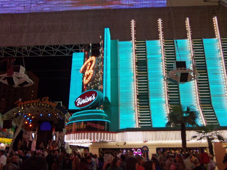 Binions Horseshoe - Las Vegas