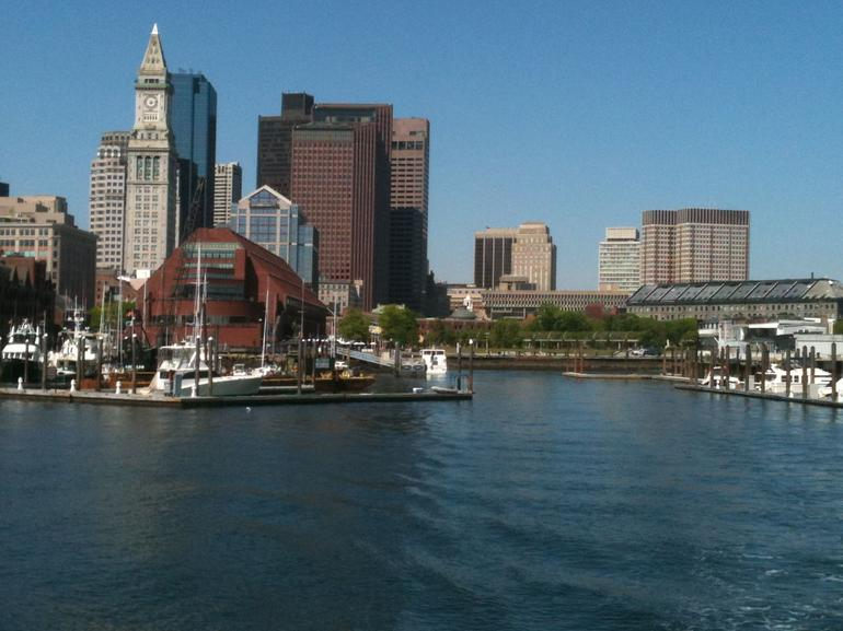 Boston skyline view - Boston