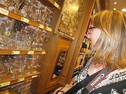 Brussels Beer Tasting Tour, Dominique - November 2010