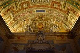 En route to the Sistine Chapel , Jennifer G - October 2014