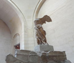 Winged Victory , Internationally Known - June 2012
