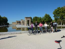 Visitors from Germany and England in Madrid during the bicycle tour!, Hans-Georg W - October 2009