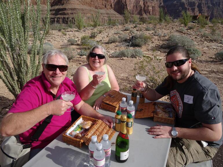 Grand Canyon Anniversary - Las Vegas