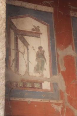 Fresco inside a home , Lauren C - October 2014
