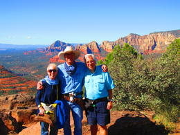 Jeep Tour and Guide in Sedona , Alan S - November 2014