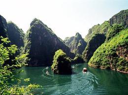 Longqingxia ravine - May 2012
