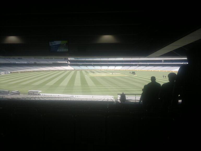 MCG - Melbourne